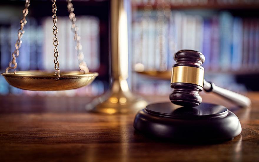 Gabinet sędziowski